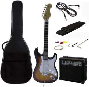 Elektriska gitarrer och hur de används
