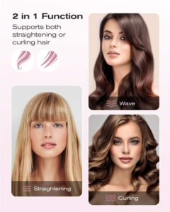 Hair Straightener and how they are used?