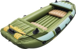 What types of Inflatable Boats are there?
