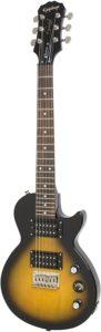 Les Paul Express elektrisk guitar-størrelse