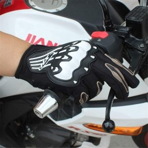 Questions about Motorcycle Gloves review