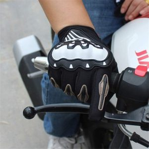 What types of motorcycle gloves are there review?