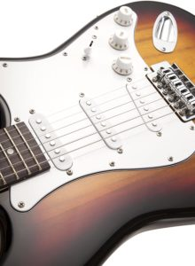 Vad är elgitarrer bättre för nybörjare?