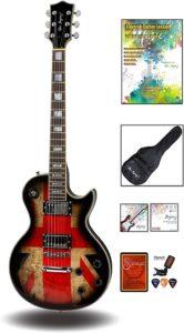 Vilka typer av elgitarr finns det?