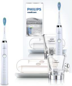 Який тип електричної зубної щітки є водонепроникним?