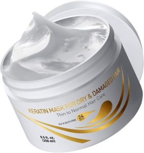 Best Hair Masks for thick hair in review