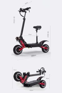 What types of Electric Scooters are there?