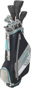What types of Golf Bags are there?