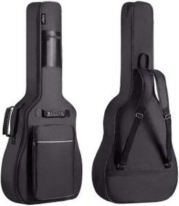 Det finns 3 kategorier av gitarrfall såsom