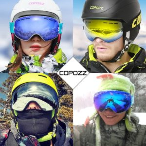 What are the best ski goggles out for sale in the market?