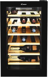 Dette er hvad vi tjekker i vinkøleskabstest