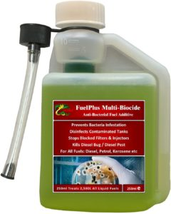 What types of Diesel Additive are there?