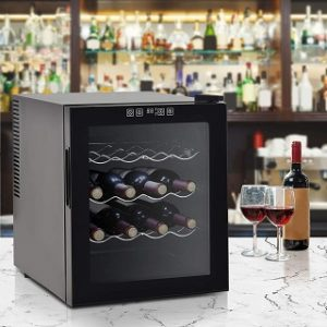 Hvilke typer vinkøleskabe er der?