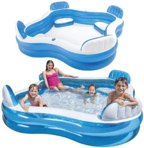 Who are the top manufacturers of pools?