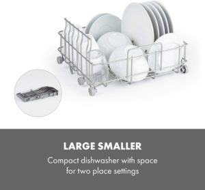Is there a possibility for a mini dishwasher to break down if used less frequently?
