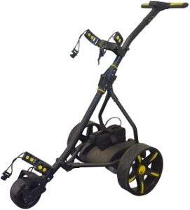 What are the top golf trolleys available in the market?