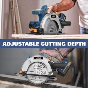 What types of Circular Saw are there?
