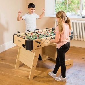 What types of Foosball Tables are there?