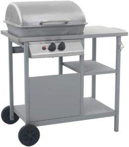 How long will a gas grill last?