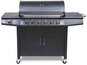 What types of Gas Grills are there?