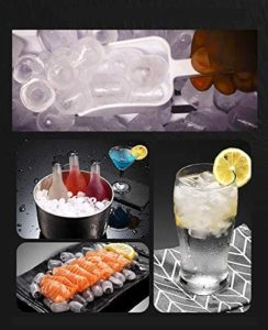 What types of Ice Cube Machine are there?