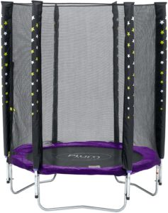 What types of Children Trampoline are there in a comparison review?