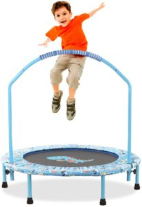 What is a Children Trampoline review and comparison?