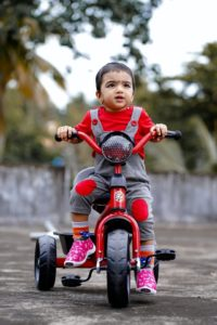 What types of Children's Tricycles are there?