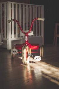 Children's Tricycle and how it is used?
