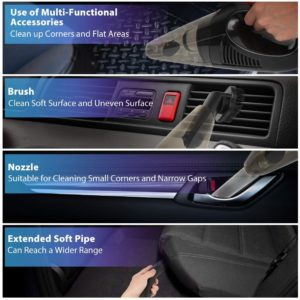 Car Vacuum Cleaner and how it is used?
