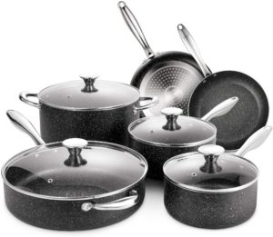 Types of Cookware Set